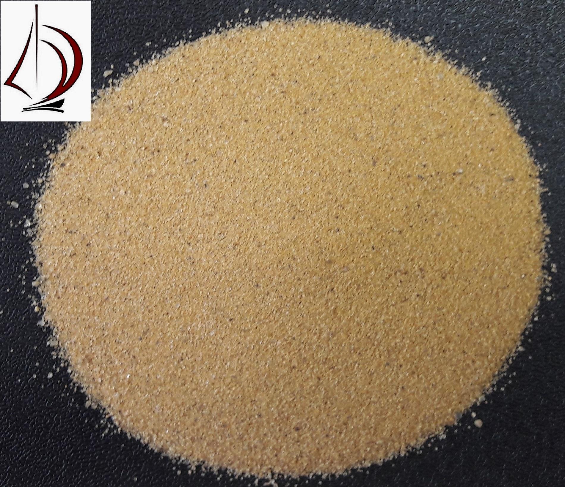 Кварцевый песок фракция 0,1-0,5 мм в мкр