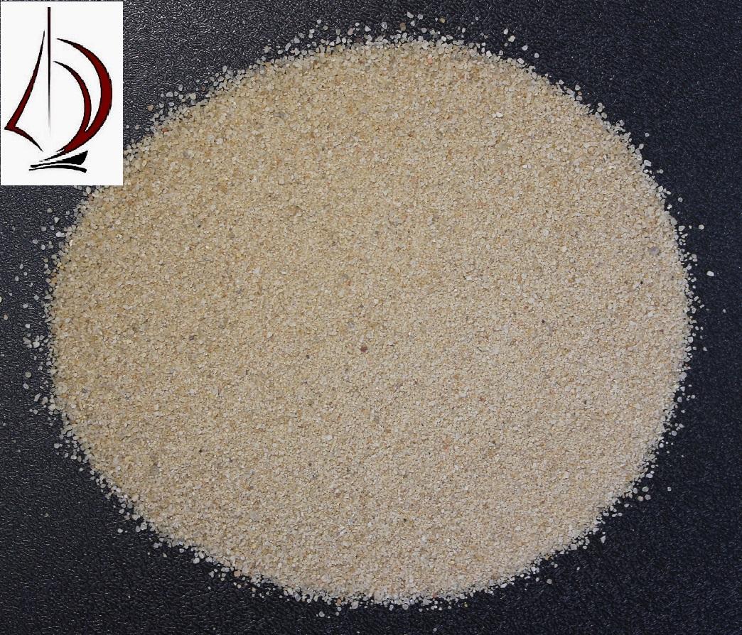 Кварцевый песок фракция 0,1-0,63 мм в мкр