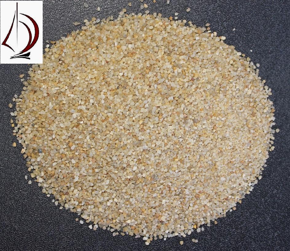 Кварцевый песок фракция 0,6-1,2 мм в мкр