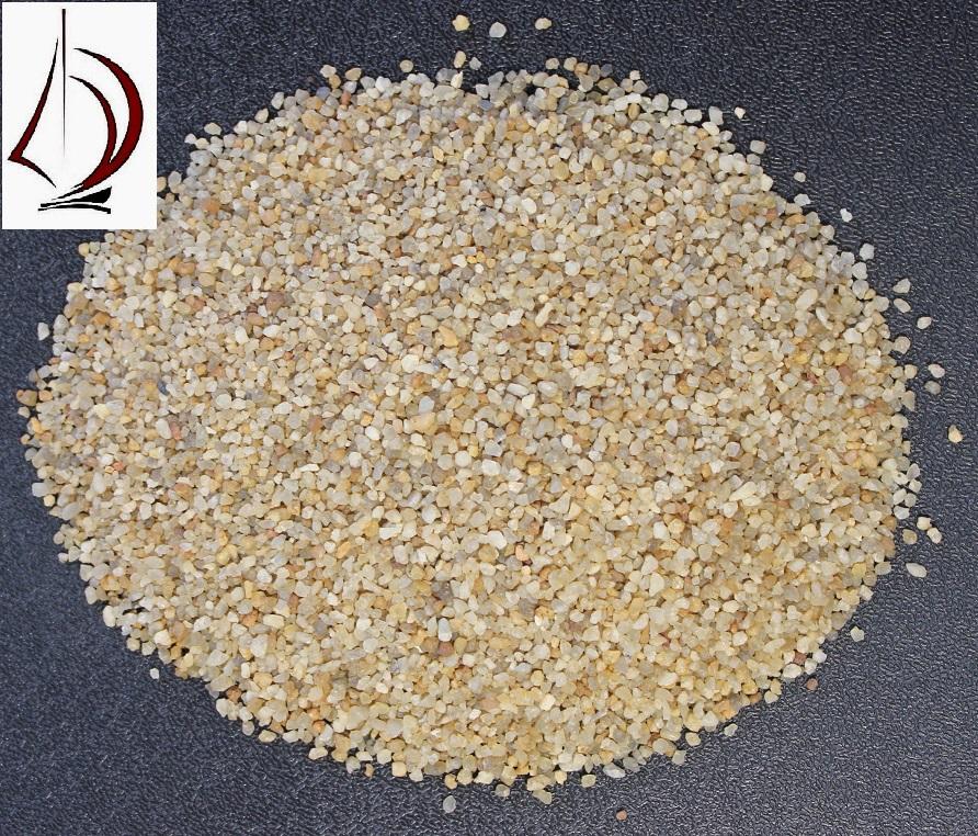 Кварцевый песок фракция 0,8-2,0 мм в мкр