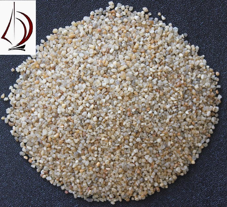 Кварцевый песок фракция 1,0-3,0 мм в мкр