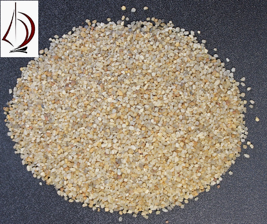 Кварцевый песок фракция 1,2-2,0 мм в мкр