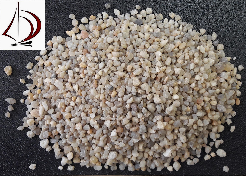 Кварцевый песок фракция 1,6-2,5 мм в мкр